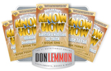 Health & Fitness Books by Don Lemmon - CLICK HERE - Nutritionist, Exercise Specialist, Health & Fitness Author, Weight Loss Expert, Don Lemmon. News regarding Essential Fats, Multi-Vitamins, Protein Powder, Fat Burners, Bodybuilding & Diet Tips. We expose myths, fads, lies and the truth about Bill Phillips, Suzanne Somers, Richard Simmons, Barry Sear, Dr. Atkins and other scams!